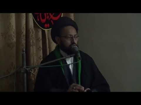 [Majlis] Topic: حق و باطل اور امام زمانہ عج | H.I Sadiq Raza Taqvi - Urdu