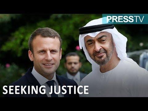 [22 November 2018] Rights group sue Emirati crown price over Yemen - English