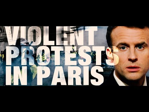 [3 December 2018] The Debate - Violent Protests in Paris - English