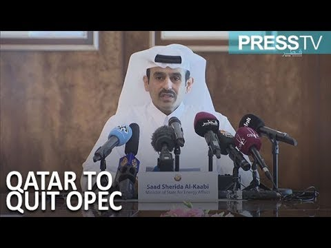 [4 December 2018] In surprise move, Qatar says to quit OPEC in Jan. - English