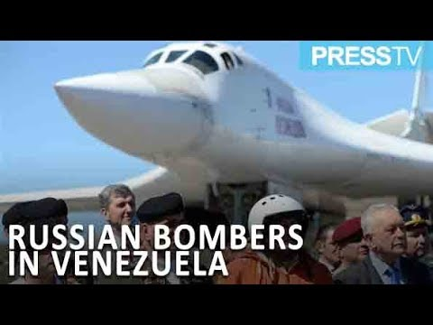 [11 December 2018] Two Russian nuclear-capable bombers in Venezuela for joint exercises - English