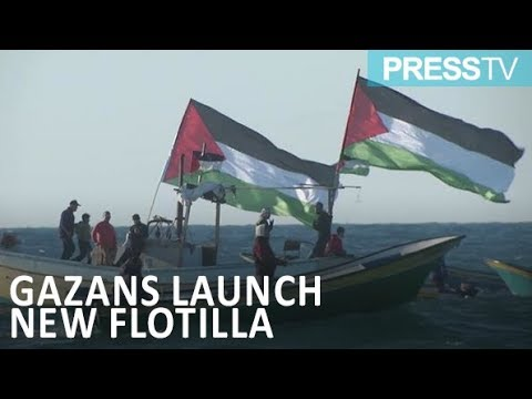 [11 December 2018] Gazans launch 19th freedom Flotilla against Israeli blockade - English