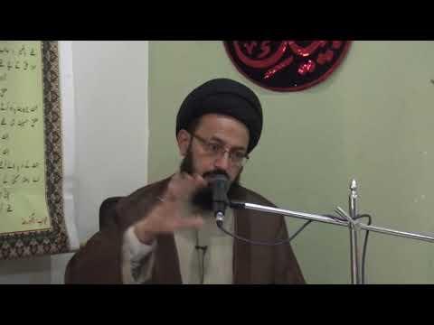 [Lecture]  حالات حاضرہ کے تناظر میں ظہور امام ؑ کے مقدمات کی تیاری - Urdu