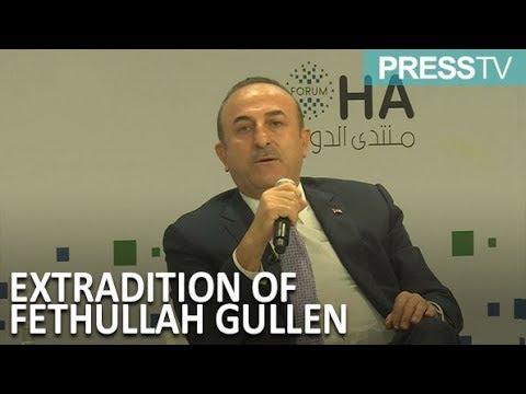 [16 December 2018] Turkey says Trump working on extraditing Gulen - English