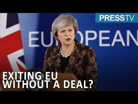 """[18 December 2018] \""""Britain risks leaving EU without deal\"""" - English"""