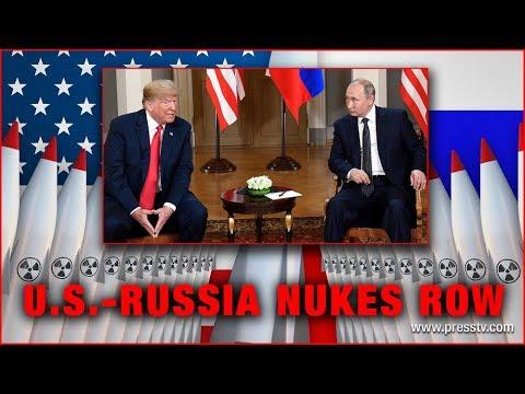 [19 December 2018] The Debate - US-Russia nukes row - English