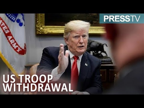 [20 December 2018] Trump signals US troop withdrawal from Syria - English