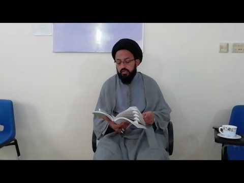 [4] Topic: Irfan-e-Sadiq Or Irfan-e-Kazib | H.I Sadiq Raza Taqvi - Urdu