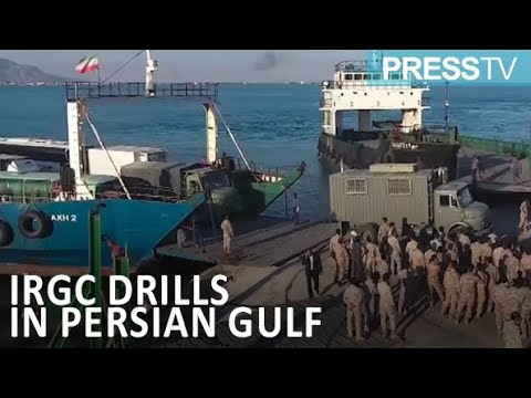 [22 December 2018] Iran's IRGC Ground Force launches military drills - English
