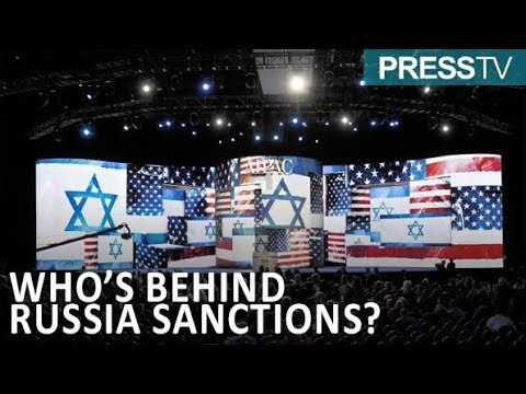 [22 December 2018] Jews using US Treasury to wage economic war on Russia: Writer - English