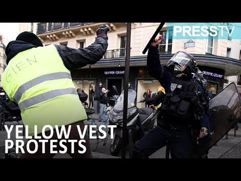"""[23 December 2018] \""""A few reforms in France will not abate public anger\"""" - English"""