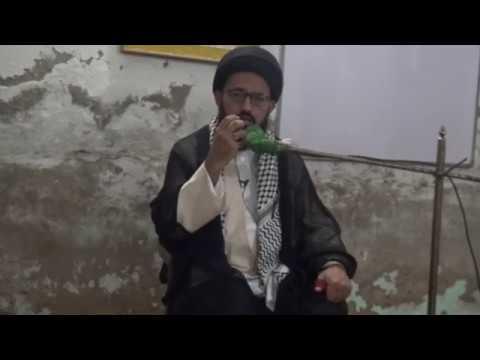 [Majlis] Topic: Seerat e Hazrat Abu Talib (as) - H.I Sadiq Raza Taqvi - Urdu