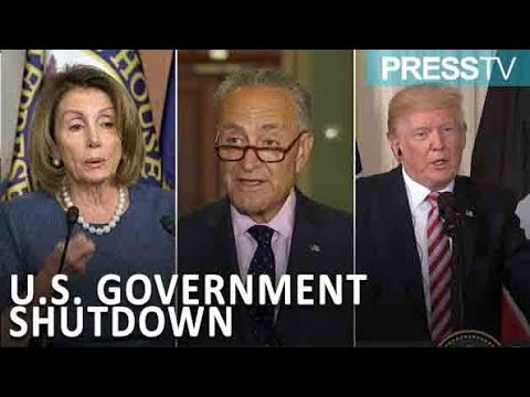 [25 December 2018] Trump & Democrats renew blame game - English