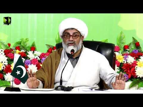 Symposium | Quaid O Iqbal ka Pakistan Kaisay Banaya Ja Sakta Hai? | Mol. Raja Nasir - Urdu
