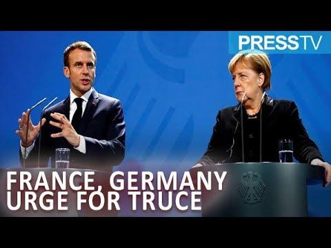 [29 December 2018] France, Germany urge for full, permanent truce in eastern Ukraine - English