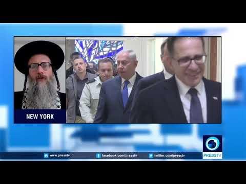 [1 January 2019] Netanyahu rules out resignation if indicted - English