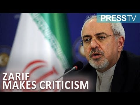 [3 January 2019] Zarif makes criticism following US, Israel withdrawal from UNESCO - English