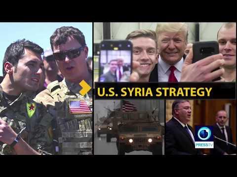 [10 January 2019] On The News Line - U.S. Syria Withdrawal - English