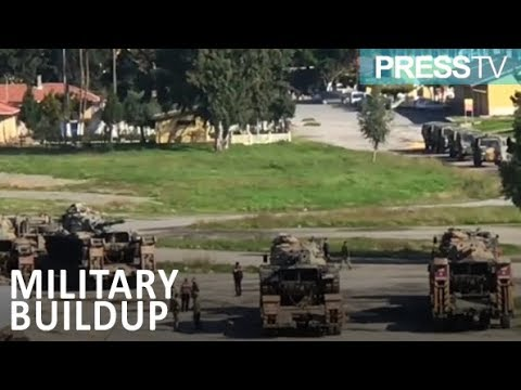 [13 January 2019] Turkey deploys troops on Syria\'s Idlib border - English