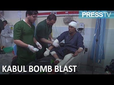 [15 January 2019] Bomb blast kills four, injures 90 in Afghan capital - English