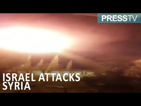 [21 January 2019] Israel claims  its airstrikes hit Iranian targets in Syria - English