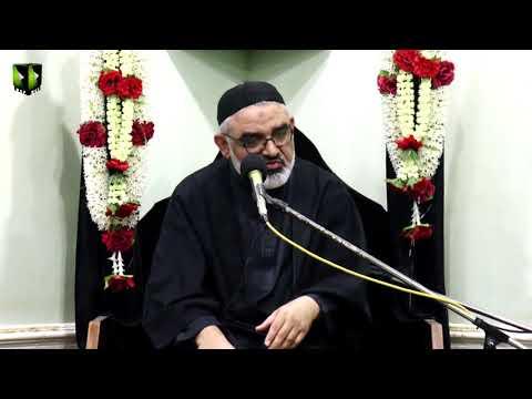 [Majlis 1] Ayam e Fatimia(s.a) | H.I Ali Murtaza Zaidi - Urdu