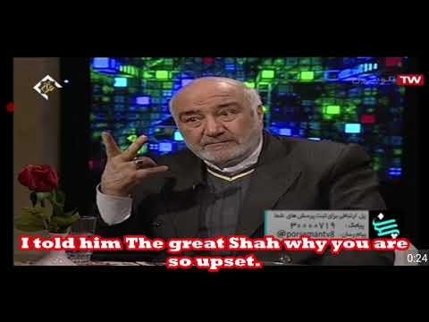 USA ADVICE TO SHAH-KILL 1 MILLION IRANIAN MUSLIM #40YEARS_ISLAMIC REVOLUTION - FARSI sub ENG