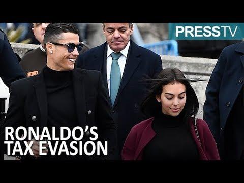 [23 January 2019] Ronaldo accepts fine for tax evasion, avoids jail - English