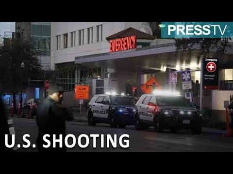 [29 January 2019] 5 Police officers shot in US, Houston - English