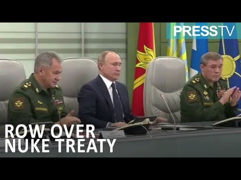 [31 January 2019] US, Russia fail to agree on INF treaty - English