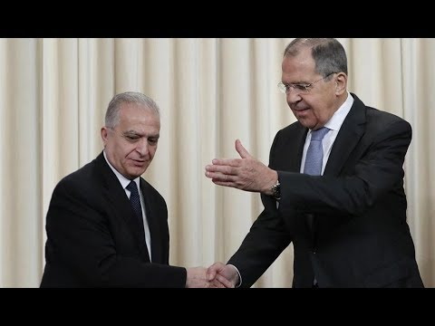 [31 January 2019] Russian, Iraqi foreign ministers meet in Moscow - English