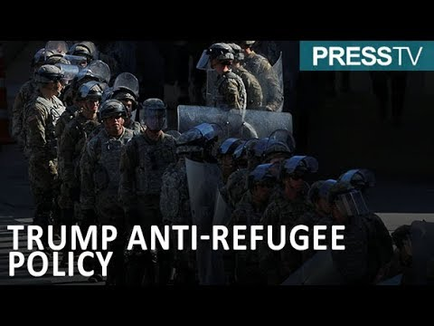 [04 Feb 2019] US to deploy more troops to Mexico border - English
