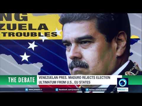 [04 Feb 2019] The Debate - Fueling Troubles in Venezuela - English