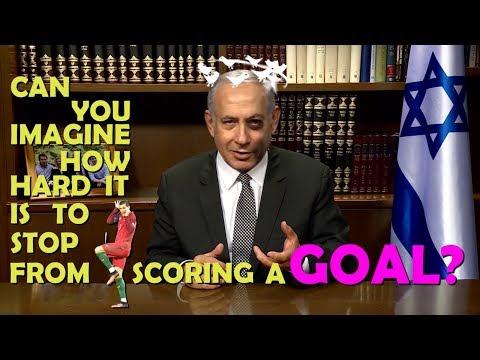 Iran Goals Against Israel - English