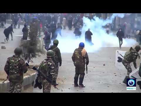 [07 Feb 2019] Thousands of Pakistanis mark Kashmir Solidarity Day - English