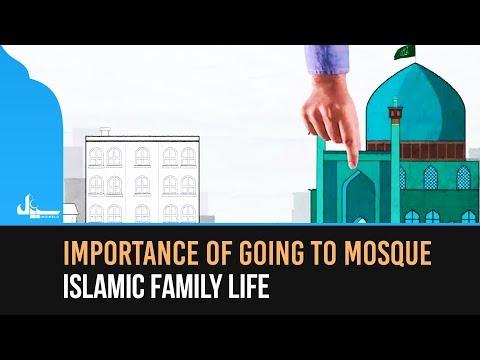 Animated Short Movei Masjid jaane ki ahmiyat kya hai - Urdu/Hindi