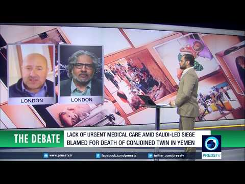 [11 Feb 2019] The Debate - Saudi Yemen Blockade - English