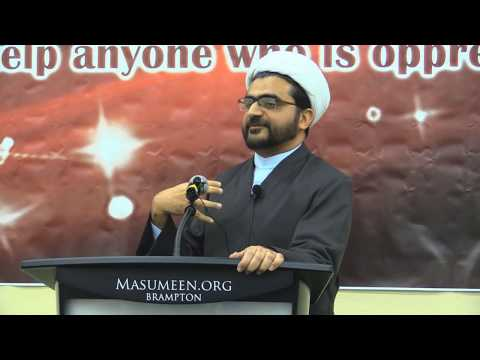 Moulana Muhammad Hasnain - 40th Anniversary of Islamic Revolution (Toronto) 10FEB2019-English