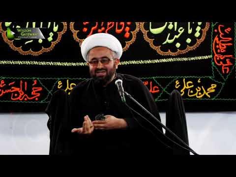 [Majlis 2] Ayyam e Hazrat e Fatima Zehra(s.a) | H.I Muhammad Ali Ghayyori - Urdu