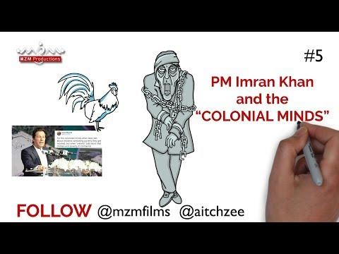 "Season 1|Episode 5(English)|PM Imran Khan and the ""COLONIAL MINDS- English"