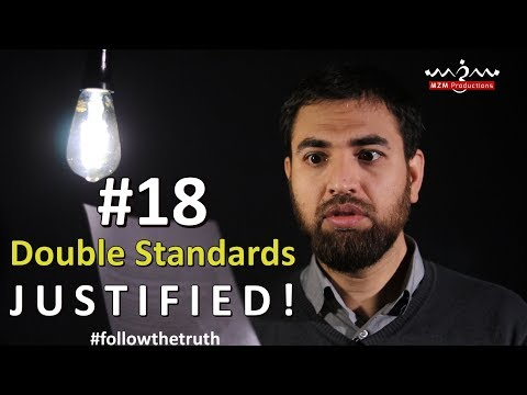 FollowTheTruth|Season One|Episode 18|Double Standards Justified- English