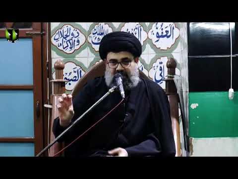 [Majlis 3] Topic: Fadak Sanad Haqaniyat Ahlebait (a.s) | H.I Ahmed Iqbal Rizvi - Urdu