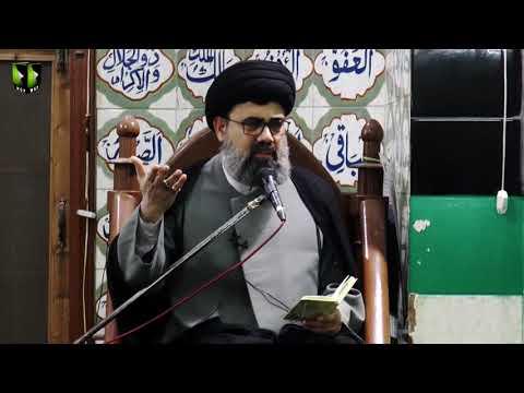 [Majlis 5] Topic: Fadak Sanad Haqaniyat Ahlebait (a.s) | H.I Ahmed Iqbal Rizvi - Urdu
