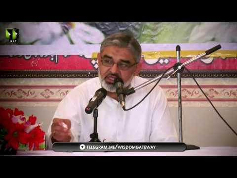 [Clip] سیرت معصومینؑ کی پیروی کے مراحل | H.I Syed Ali Murtaza Zaidi - Urdu