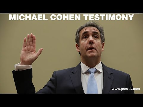 [28 Feb 2019] The Debate - Michael Cohen testimony - English