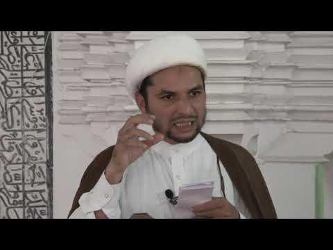 Khutba-e-Juma : 01-03-2019 : Moulana Agha Munawer Ali-urdu