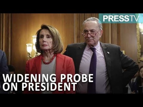 [5 March 2019] Democratic lawmakers widen probe against US president - English