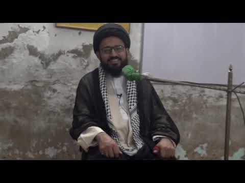 [Majlis] Topic: Seerat e AbuTalib (as) | H.I Sadiq Raza Taqvi - Urdu