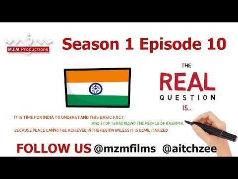 The Real Question Is | Season 1 | Episode 10 | PULWAMA Attack an Inside Job - English
