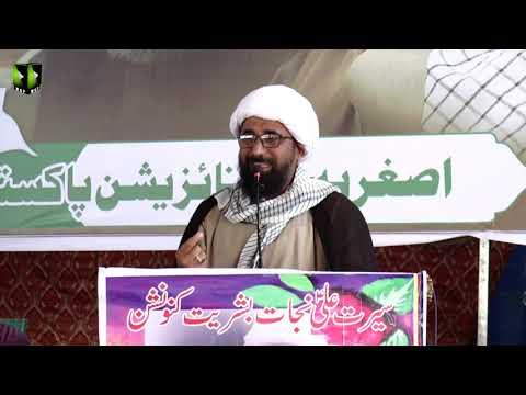 [Speech] Moulana Ali Baksh Sajjadi | Youm-e-Ali (as) | Asghariya Org. Convention 2019 - Urdu